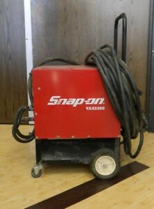 Snap On Arc Welder Ya22300a ao2010578