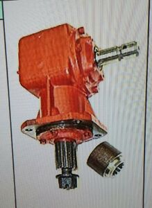 Universal Rotary Cutter 50hp Gearbox 1 1 93 Ratio