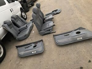 Bmw 16 way Comfort Active Power Heated E38 750il 740il 740i 750 Rear Power Seat