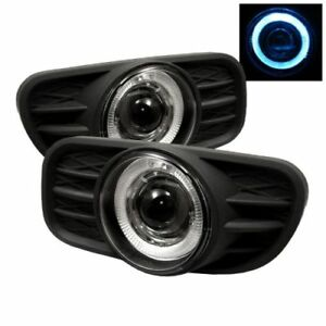 Spyder Auto 5021496 Projector Fog Lights Clear For Jeep Grand Cherokee 99 04