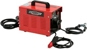 Speedway 75 amp Electric ac Single Phase Arc Welder Auto Thermal Protection