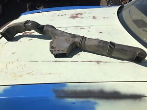 1971 74 Amc Javelin Amx Factory A C Dash Vent Ducts Rare