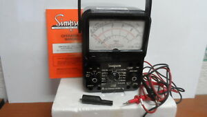 Vintage Simpson 260 Series 7 Tm Volt ohm Milliammeter