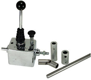Premium Super Shifter Assembly Includes Linkage Rods Dunebuggy Vw