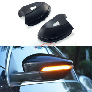 For Vw Passat B7 Cc Scirocco Jetta Mk6 Eos Dynamic Turn Signal Light Side Mirror