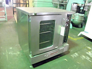 Southbend Eh 10sc Electric Half Size Standard Depth Convection Oven