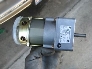 Japan Servo Synchronous Motor Us545a 13 Oce 7055 Tds 100 free Shipping