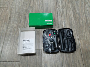 Welch Allyn 97250 ms 3 5v Diagnostic Set With Lithium Handle