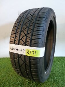 215 45 17 91w Used Tire Continental Surecontact Rx 88 8 8 32nds R131