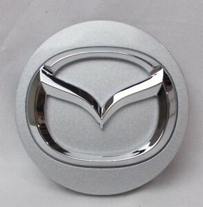 Fits Mazda Cx 7 Cx 9 3 5 Miata Mpv Rx 8 Wheel Center Cap Silver Oe 2 1 4