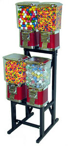 Toy Capsule Gumball Candy Vending Rack Amusements Racks