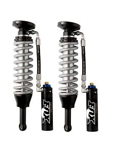 Fox Shox 880 06 947 Pair Of Front Factory Coil Over Reservoir Shocks For Tundra