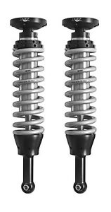 Fox Shox 883 02 028 Pair Front Factory Coil Over Ifp Shocks For Silverado 1500