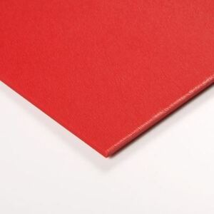 Colorboard Hdpe Plastic Sheet 1 4 X 24 X 48 red