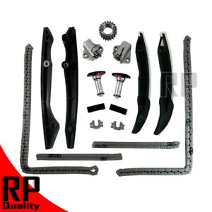 11 15 Ford F150 Mustang 5 0l V8 Coyote 50 Engine Timing Chain Kit