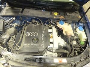 Engine 2003 Audi A4 1 8l Motor With 22 981 Miles