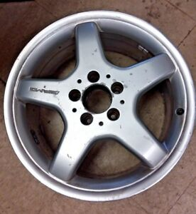 1 Mercedes Clk Class Amg 17 17x8 5 Factory Oem Wheel Replacement Rim Used B