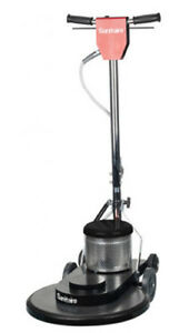 Sanitaire Burnisher Sc6045 Commercial Floor Machine all Metal Base