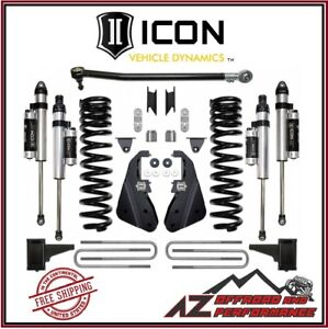Icon 2017 Up Ford F250 F350 4wd 4 5 Suspension System Stage 3 Kit