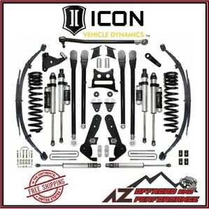 Icon 2017 Up Ford F250 F350 Super Duty 4wd 7 Suspension System Stage 5 Kit