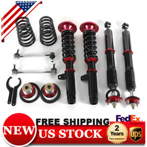 Coilovers For 1999 2005 Bmw 3 Series E46 328 325 330 Dampers Springs Lowering
