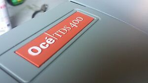 Oce Tds 400 Large Format Laser Printer Free Shipping