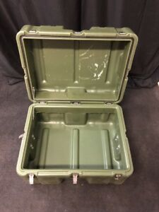 Hardigg 25x19x15 Medical Shipping Container Waterproof Military Grade Hinged