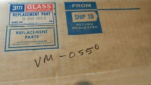 3m Overhead Projector Replacement Glass Pn 78899317925