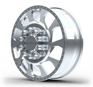 Jfw Forged Dually Wheels Jf007 24