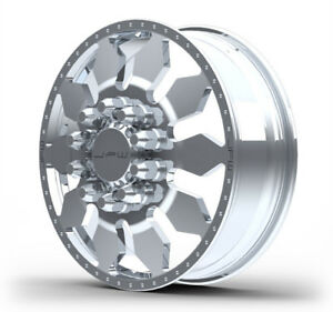 Jfw Forged Dually Wheels Jf008 24