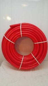 1 1 2 500 Non Oxygen Barrier Red Pex Tubing For Heating And Plumbing