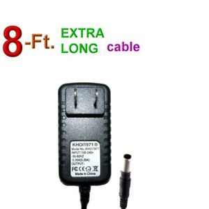 8ft Wall Charger Ac Adapter For Generac Gp6500e Gp7500e Backup Power Generator