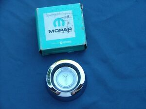 1967 Plymouth Fury Horn Button Nos Cap