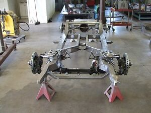 1955 1956 1957 Chevy Frame chassis