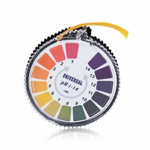 Ph Indicator Litmus Test Paper Strip Roll 1 14 For Water Urine And Saliva 5
