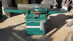 Powermatic 8 Jointer Model 60 See Video Working