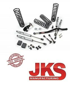 Jks Jspec 3 5 Suspension System 07 18 Jeep Wrangler Jk 2 Door