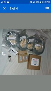 Last One Whelen Csp660cccc 4 Strobes Cables 60 Watt Power Supply 6 Output