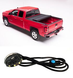 Bak Industries Bakflip Mx4 Tonneau Race Sport 20 Led Light For Silverado 5 8