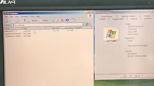 Posiflex Tp5800 Pos Windows Xp
