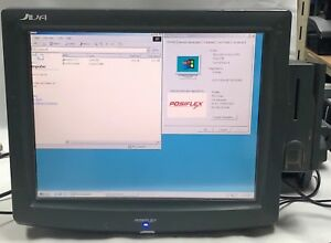 Posiflex Tp5800 Pos Windows 2000 Os Touch Screen Working