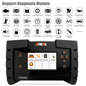 Full System Diagnostic Tool Obdii Automotive Scanner Ecu Coding Scan Diag Tools