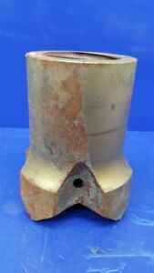 5 Tungsten Carbide Tapered Rock Cross Drill Bit For Mining