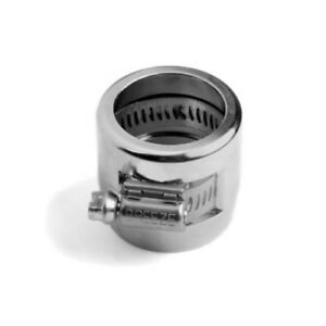 Earls Performance 900324erl Hose Clamp Chrome Econ o fit