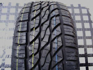 4 New Tires 265 70 16 Giantsaver A T M S Lt265 70r16 Traction All Terrain 10pr