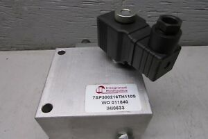 Integrated Hydraulics 7sp300216th1105 Directional Valve