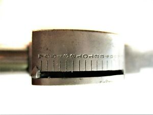 Brown Sharp Surface Flatness Gage Top Dead Center Gage