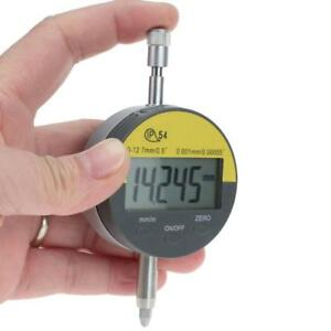 0 001mm Range 0 12 7mm 0 0 5 Gauge Digital Dial Indicator Precision Tool Hot