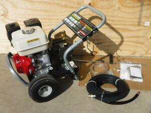 New Karcher Hd 3 0 30p Heavy Duty 3000 Psi 3 0 Gpm Gas Cart Pressure Washer