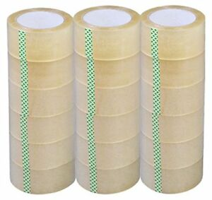 shipping Tape Heavy Duty Scotch Qc Package Clear 18 2 X 110 Yard Moving Pack